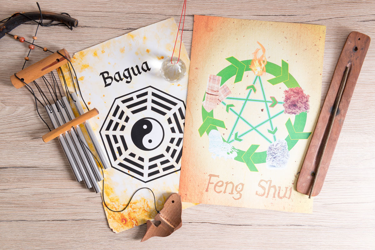 Changing Your Beliefs and Perceptions with Feng Shui