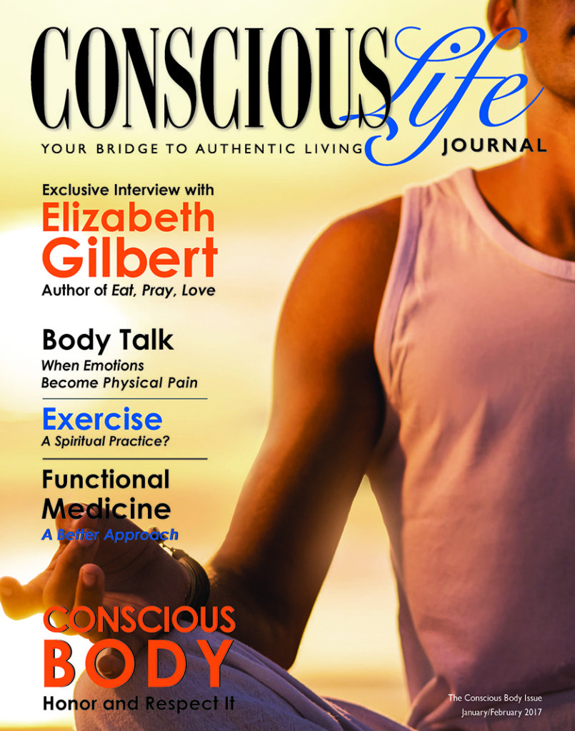 Conscious Life Journal - January/February 2017