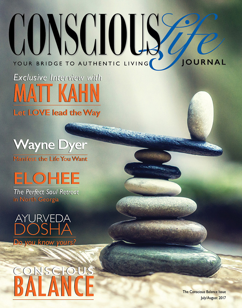 Conscious Life Journal - July/August 2017