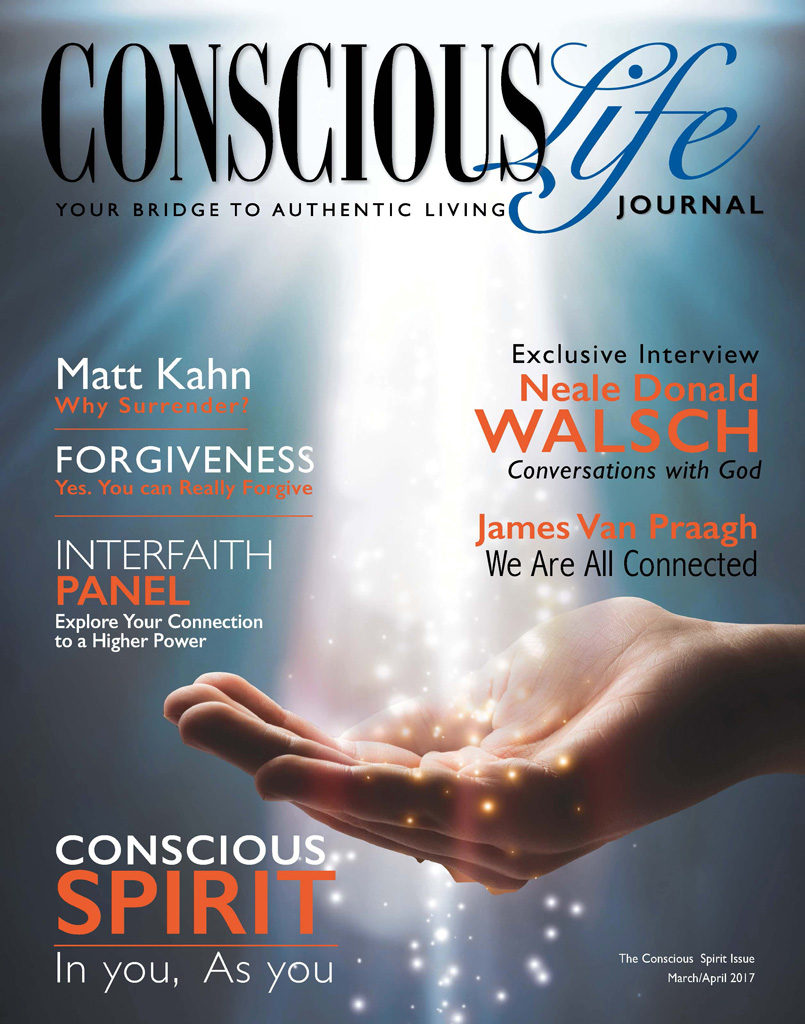 Conscious Life Journal - March/April 2017