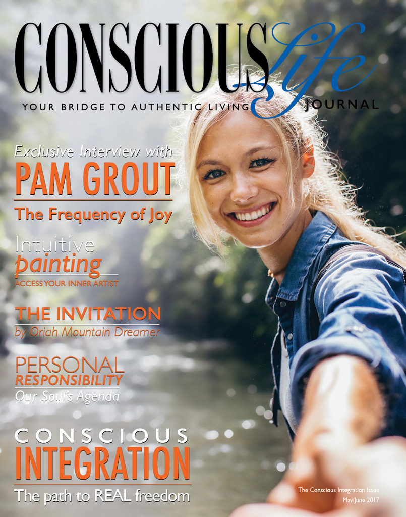 Conscious Life Journal - May/June 2017