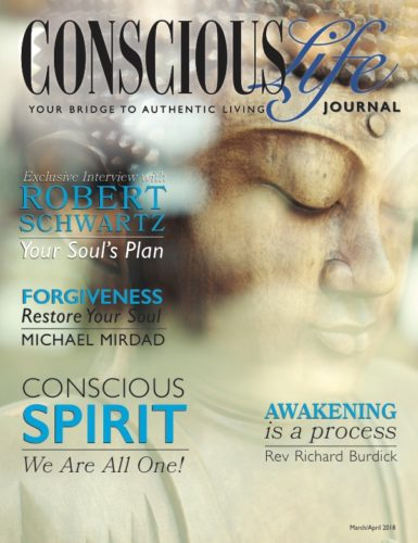 Conscious Life Journal - March / April 2018