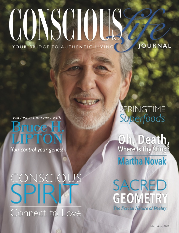 Conscious Life Journal - March/April 2019