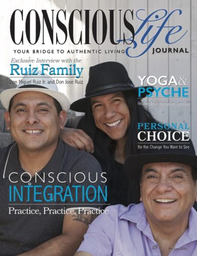 Conscious Life Journal - May / June 2018