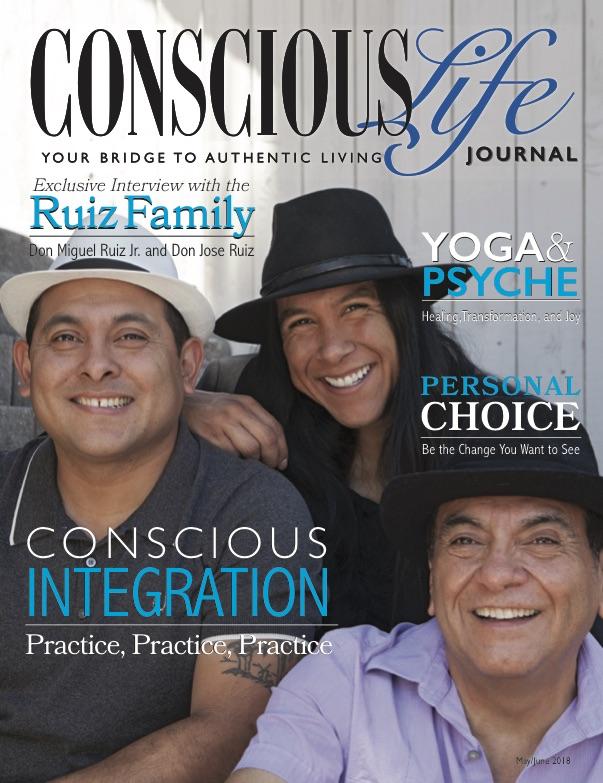 Conscious Life Journal - May / June 2018