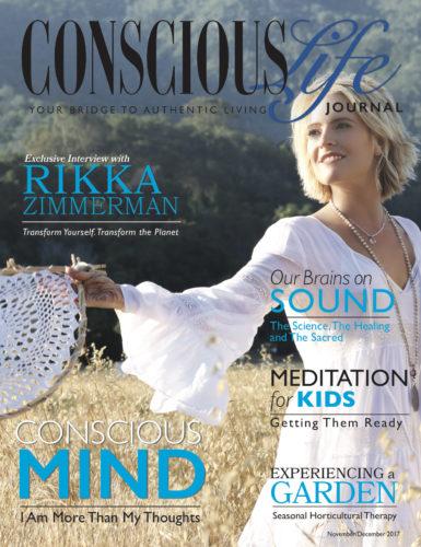 Conscious Life Journal - November/December 2017