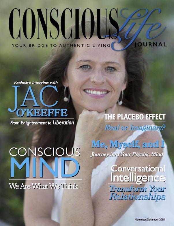 Conscious Life Journal - November / December 2018