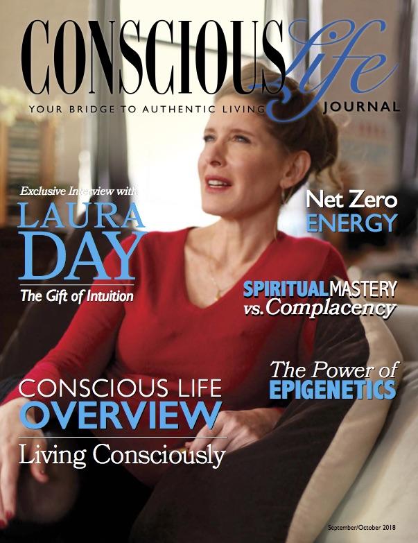 Conscious Life Journal - September / October 2018
