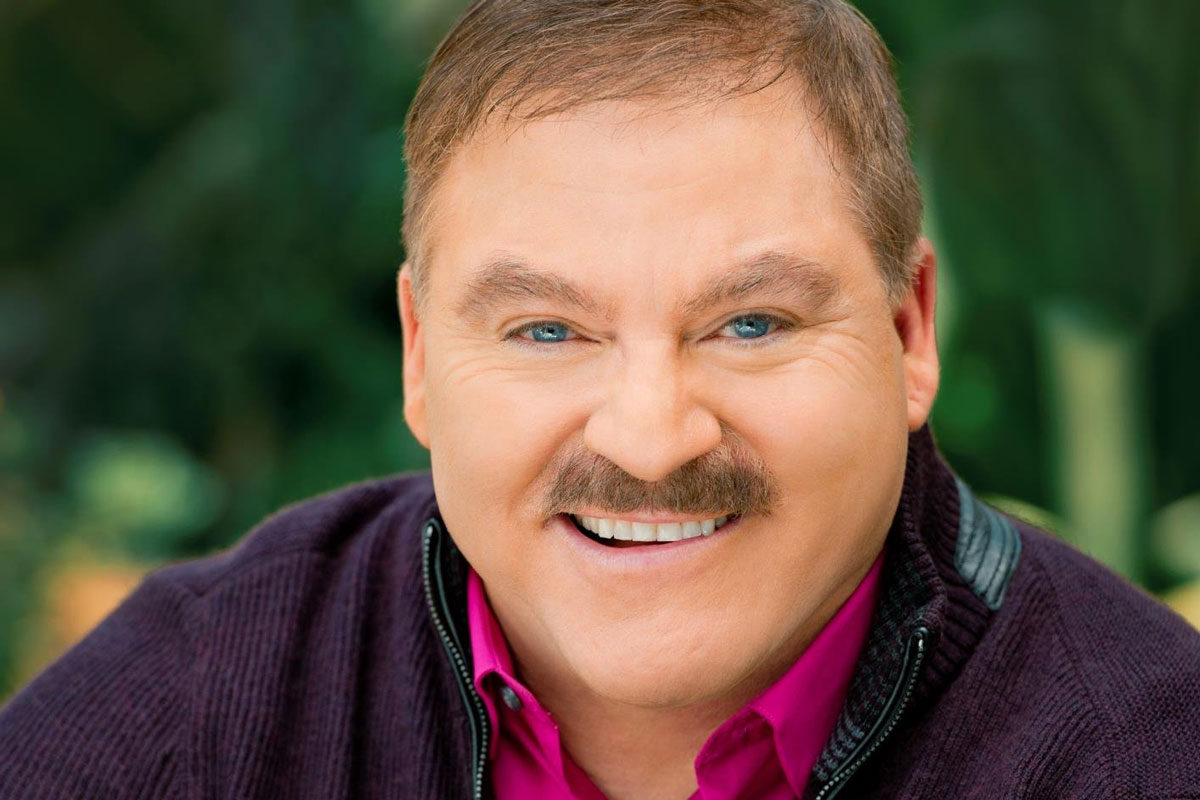 A Conversation with James Van Praagh