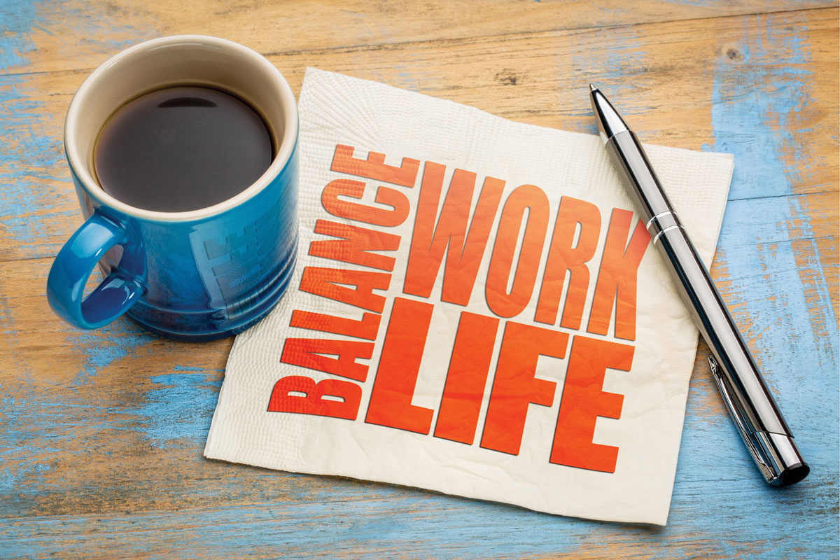 Is There Really a Work/Life Balance?